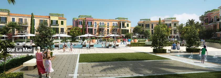 تاون هاوس 4 غرف نوم للبيع في جميرا، دبي - Handover JULY 2021 | SEA VIEW | Stunning and Luxurious 4 Bedroom | Beachfront