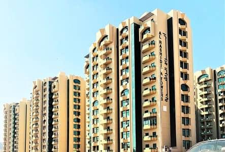 2 Bedroom Apartment for Rent in Al Rashidiya, Ajman - Rashidiya Towers