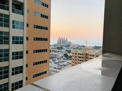 1 Bedroom Flat for Sale in Al Sawan, Ajman - 1 BHK PARTIAL SEA VIEW