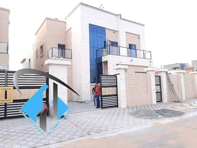 4 Bedroom Villa for Sale in Al Yasmeen, Ajman - European villa for sale at an attractive price in Jasmine without down payment and bank financing The best real estate agents own the villa of a lifet