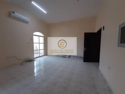 1 Bedroom Flat for Rent in Shakhbout City (Khalifa City B), Abu Dhabi - with balcony amazing 1 bedroom hall with proper kitchen