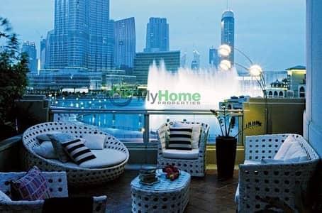 Modern Duplex Villa | Burj Fountain View