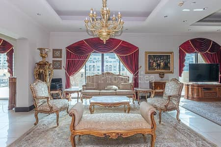 3 Bedroom Penthouse for Rent in Palm Jumeirah, Dubai - Stunning Penthouse | Vacant | 3 Beds + Maid