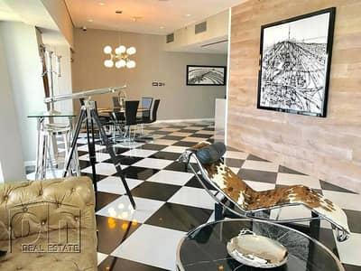 بنتهاوس 4 غرف نوم للايجار في دبي مارينا، دبي - Luxury Penthouse   Fully Furnished   Upgraded