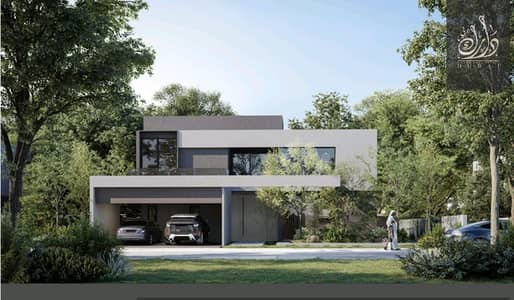 فیلا 4 غرف نوم للبيع في السيوح، الشارقة - luxury villa 4 BR + maid   easy payment plan   green community style