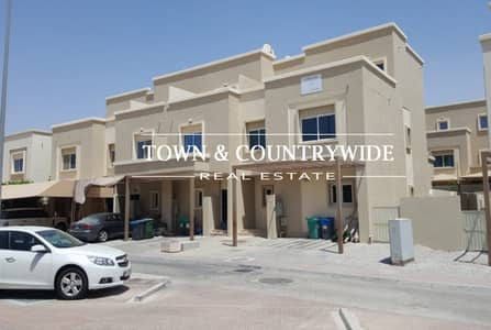5 Bedroom Townhouse for Sale in Al Reef, Abu Dhabi - Rent Refundable I 5 BHK in Arabian I Private Pool