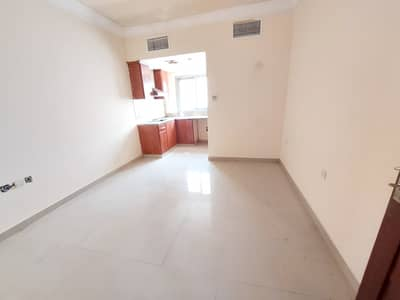 Hoot offerstudio available  very nice apartment Hugh Hall full family bldg on the rood bldg open view full facilitie rent only 9k in muwaileh