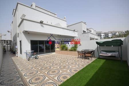فیلا 3 غرف نوم للبيع في قرية جميرا الدائرية، دبي - MODERN DESIGN 3 BED WITH MAID G+1 | BIGGEST SIZE TOWNHOUSE | VACANT ON TRANSFER