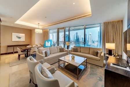 Furnished I Luxurious Interior I Burj Khalifa View