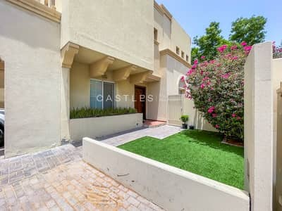 3 Bedroom Villa for Sale in The Springs, Dubai - Type 3 End | Lake and Pool View | Rented