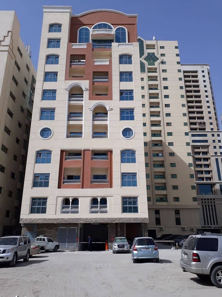 Great investment opportunity, residential building for sale in Al Majaz, Sharjah
