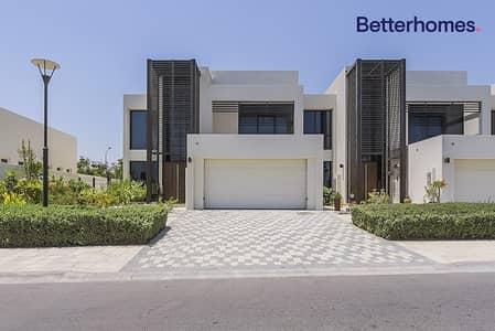 فیلا 4 غرف نوم للايجار في جزيرة السعديات، أبوظبي - Luxurious Villa I Corner Unit I Ready to move in