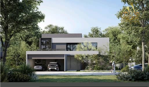 4 Bedroom Villa for Sale in Al Suyoh, Sharjah - luxury villa 4 BR + maid   easy payment plan   green community style