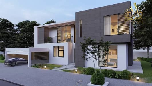 3 Bedroom Villa for Sale in Al Tai, Sharjah - 5% down payment - zero service charge - freehold properties!!!!