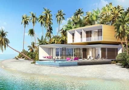 فیلا 5 غرف نوم للبيع في جزر العالم، دبي - German Villa At The heart of Europe Islands mean the wonderful dream ready soon!!!