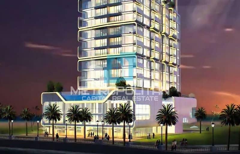 7 Sky Villa| Sea View| Brand New Iconic Waterfront