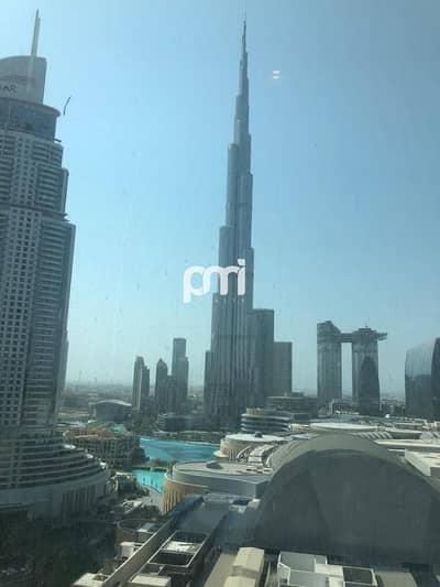 Burj Khalifa & Fountain view   Vacant  