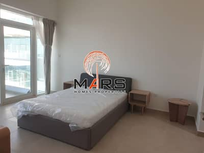 1 Bedroom Flat for Rent in Al Furjan, Dubai - Fully furnished 1 BR Apartment with Balcony  & Sea View