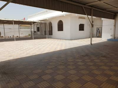 For rent a villa in Ajman (Al Hamidiya) with electricity and water at an attractive price