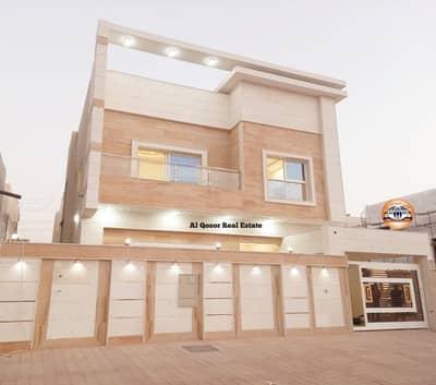 5 Bedroom Villa for Sale in Al Yasmeen, Ajman - Luxurious personal finishing villa close to Sheikh Mohammed bin Zayed Street