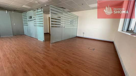 Office for Rent in Dubailand, Dubai - fitted | Office For Rent| in Executive bay tower