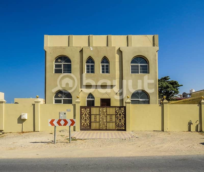 Nice 6 Bedroom Villa with the best price in Al Qadisiya