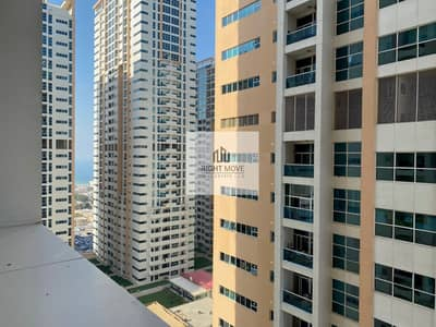 2 BHK with parking for rent in Ajman One Towers