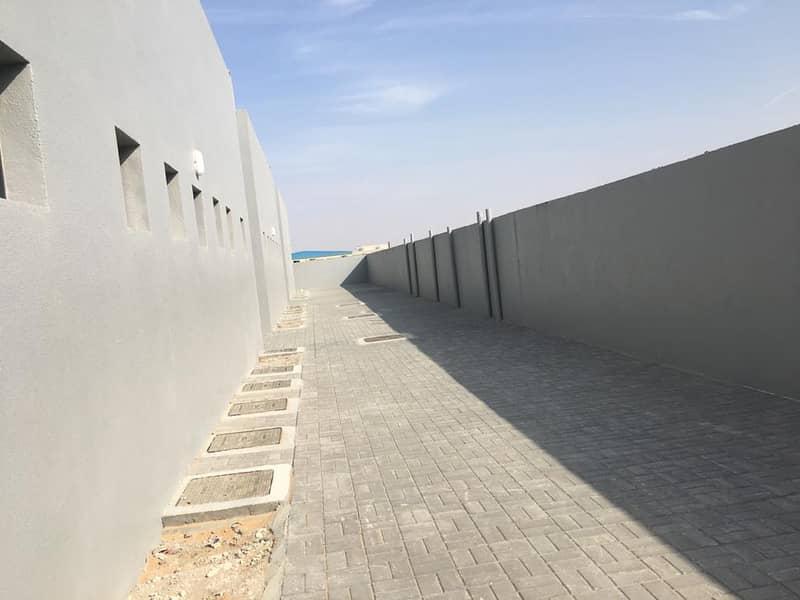 48 labor room @ AED 700/ per month  Near Al Madina Interlock UAQ