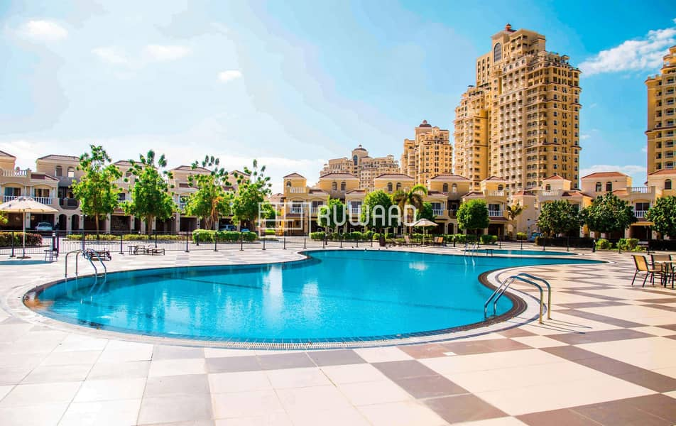 10 Sea View Studio for Rent in Royal Breeze