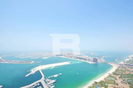 5 Bedroom Penthouse for Sale in Dubai Marina, Dubai - Stunning Views of The Ocean | Penthouse