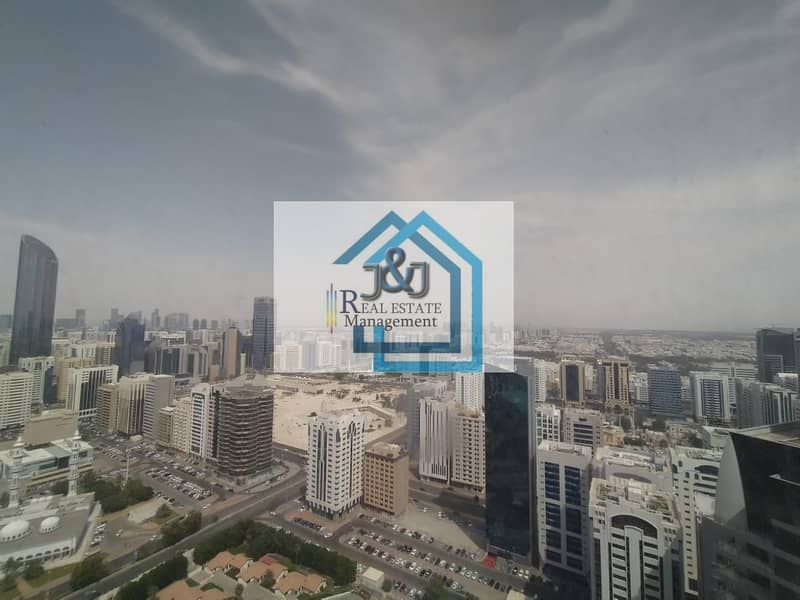 42 Stylish 5 Bedroom with maid room and Study room Full Sea view Apartment very big balcony Corniche Area