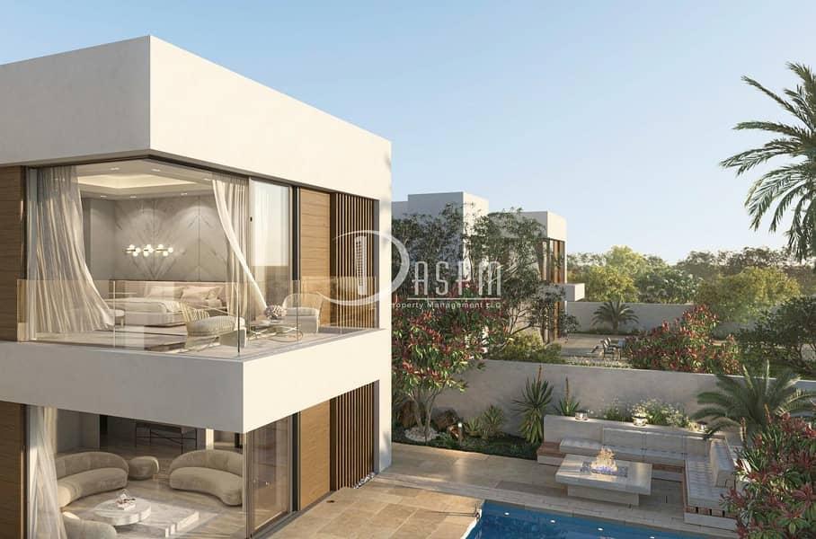 Prestigious and Lavish Villa | Large Layout | Great Payment Plan