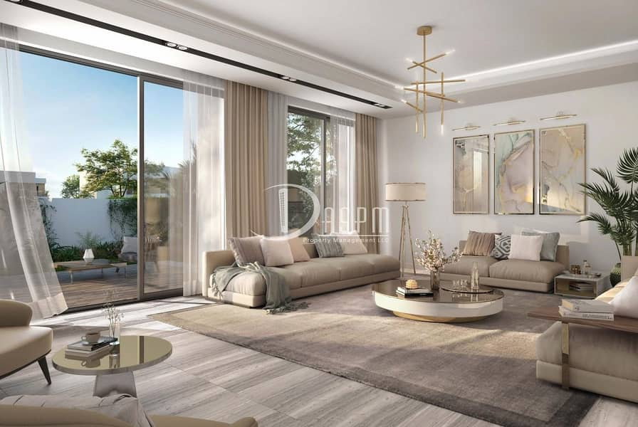 2 Prestigious and Lavish Villa | Large Layout | Great Payment Plan