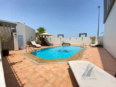 IMMACULATELY l 3 BED + MAID'S l SHARED POOL l  BRAND NEW