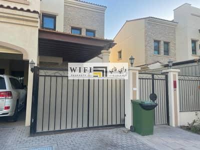 For sale in Abu Dhabi excellent villa (Bloom Garden)