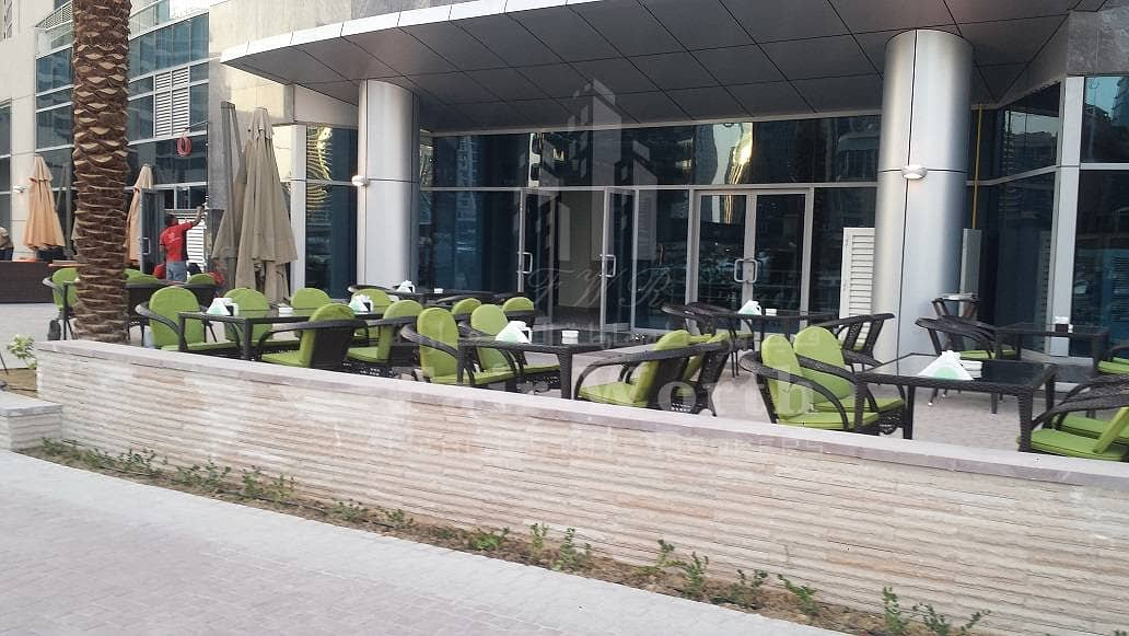 UNFURNISHED SHOP   ON MARINA WALK!   DUBAI MARINA
