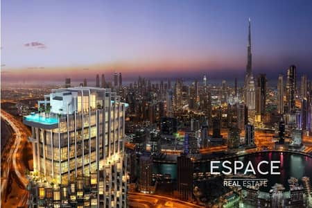 Luxurious   2 Bed SLS   Burj Khalifa View