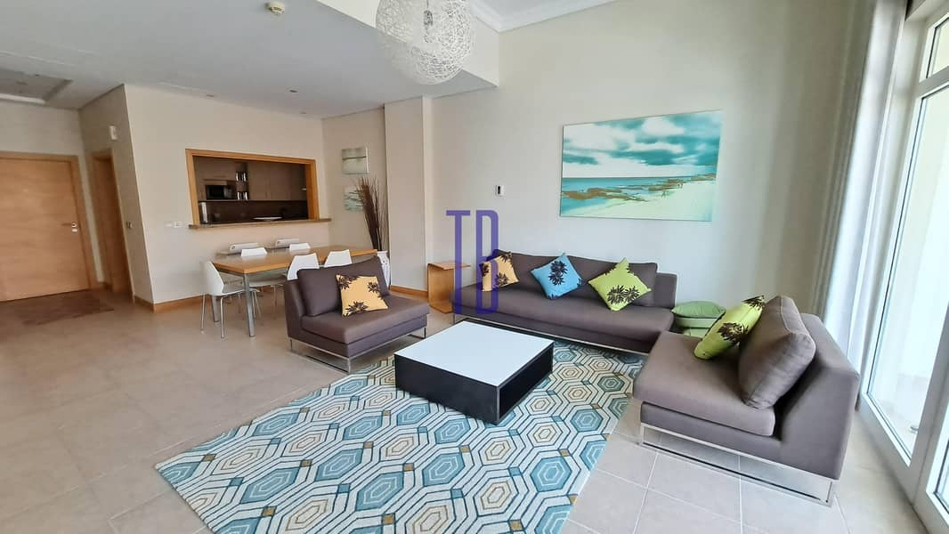 Fully Furnished   Chiller Free   Sea View   Beach Access