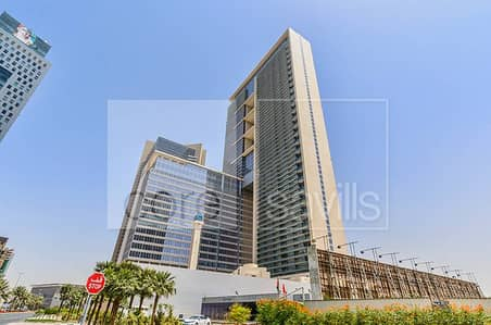 High quality, semi-fitted office | Burj Daman