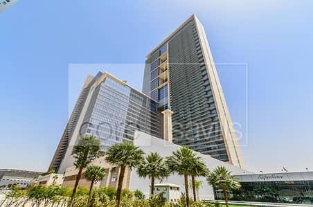 Extensive semi-fitted office | Burj Daman