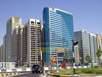 With Exclusive facilities, 3BR with Maid rm, Balcony, Laundry rm, parking, is for rent on Hamdan St