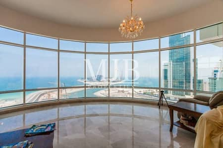 4 Bedroom with Full Sea View and Marina