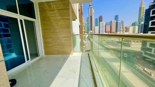 New luxury building 3 bedrooms szr view only 75000 near Sheikh Zayed Road