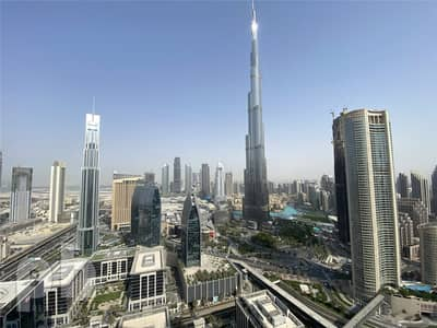 Full Burj View | Large Balcony | Spacious