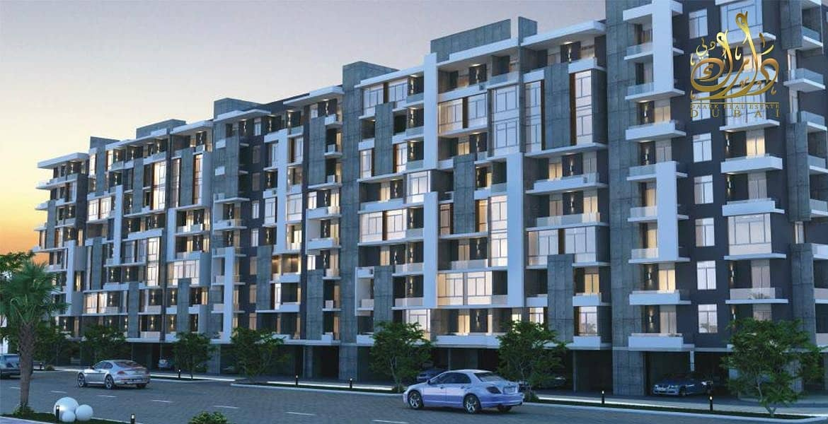 The best Offer for 2 Bedrooms Apartment in Dubai at the same price of  1 BHK Apartment