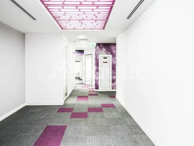 Amazing spacious commercial office to rent in Khaidiya