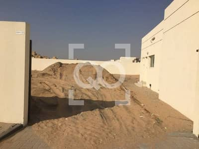 Plot for Rent in Al Saja, Sharjah - Open Yard with Office with Boundary Wall for Rent in Sharjah