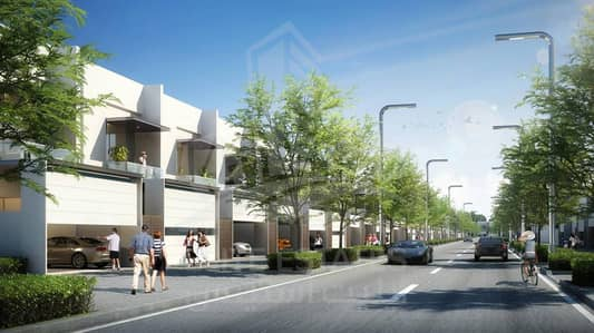 ???? ???? The Best option for 3 Br. Townhouse @ MBR (Mohammed Bin Rashid City)