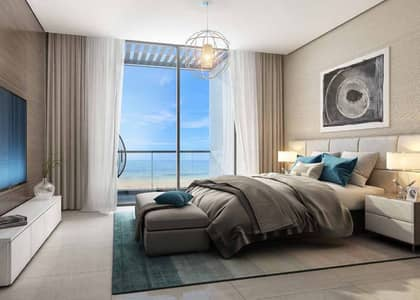 Own apartment with only 199,000 view the sea in the dream project in sharjah 4 installments