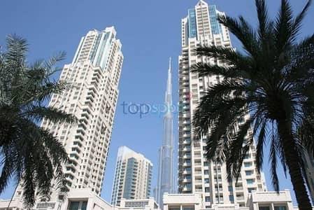 Vacant 3 Bedroom Podium Burj Khalifa View!